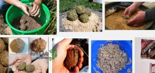 прикормка для пескаря