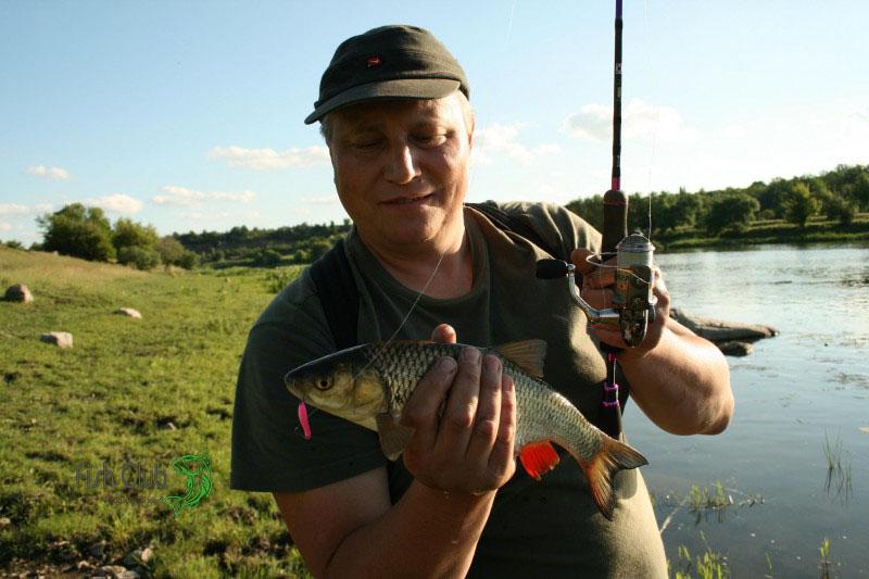 рассказы о рыбалке на спиннинг