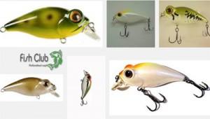 C'ultiva Bug Eye Bait от Owner для ловли голавля