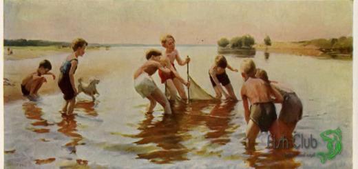 Рыболовные рассказы и истории