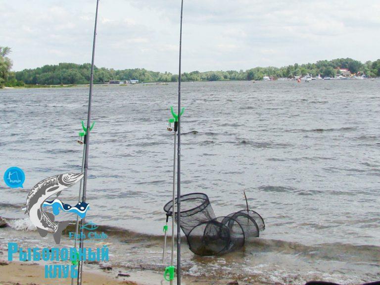 выбор садка для рыбалки